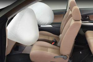 Dual SRS Airbag Daihatsu Xenia