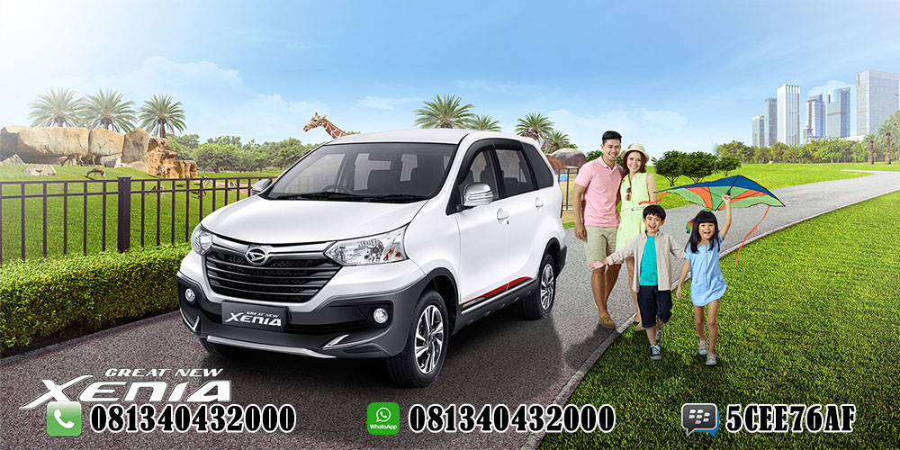 Slide Promo Mobil Daihatsu Xenia Manado