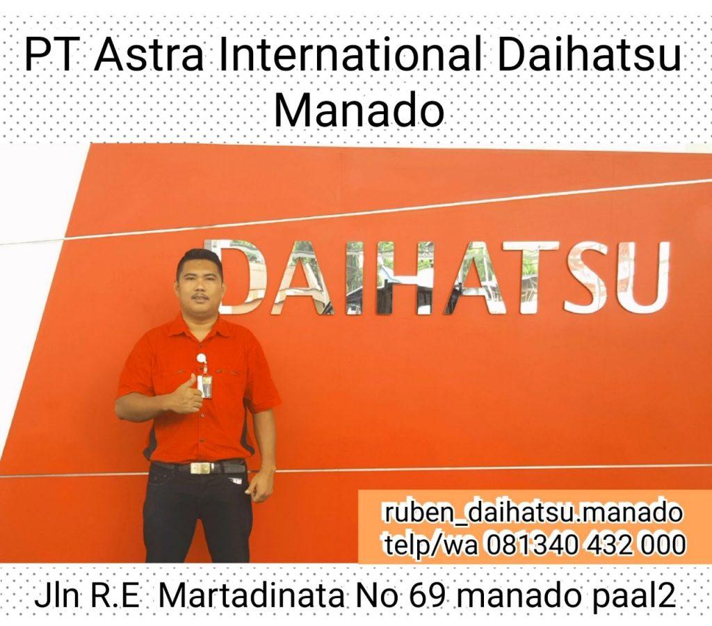 Ruben Sales Daihatsu Manado