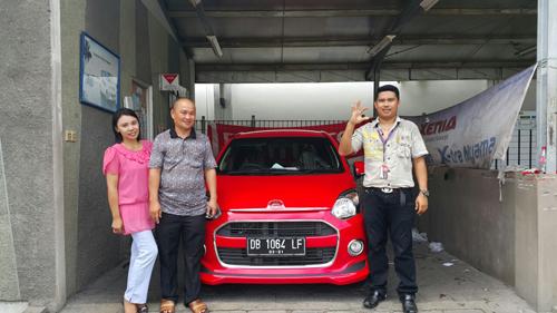 Testimoni Pelanggan Daihatsu Ayla di Manado - 2