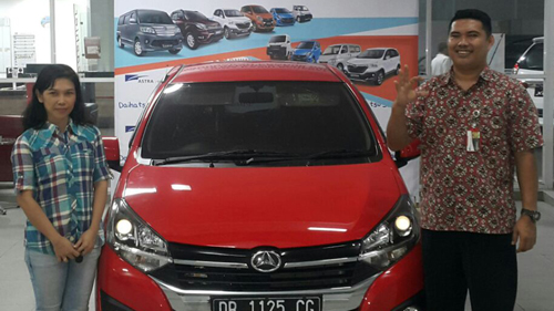 Testimoni Pelanggan Daihatsu Ayla di Manado