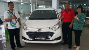 Testimoni Pelanggan Daihatsu Sigra di Manado