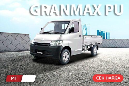 BANNER DEPAN GRANMAX PU